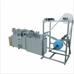 3 Ply Fully Automatic Mask Making Machine