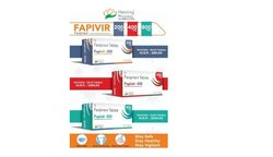 FAVPIVIR 400mg Favipiravir Tablets