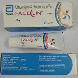 Faceclin Gel ( Clindamycin And Nicotinamide)