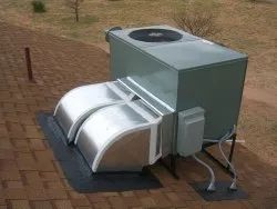 Aluminium and Stainless Steel 1t HVAC System
