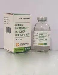Sodium Bicarbonate Injection USP 8.4%