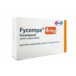 Fycompa 4 Mg Tablets (perampanel Film Coated Tablet)