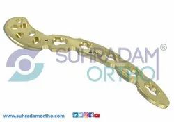 2.7/3.5mm LCP Superior Anterior Clavicle Locking Plate