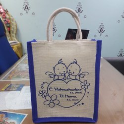 Custom printed Thamboolam bag
