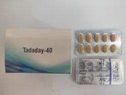 Tadaday 40 Tablets