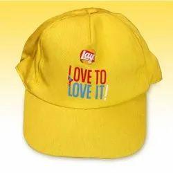 Yellow Mens Cap