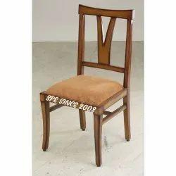 Antique Teak Wood Dining Chair