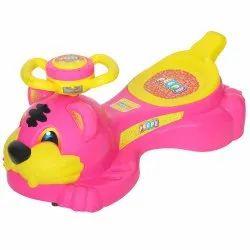 Pink Swing Car Sc-100