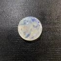 100% Natural Rainbow Moonstone Cabochon, 52.50ct Blue Moonstone Cabochon For Jewellery