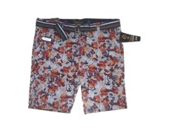 Thigh Length Cotton Men Printed Boxer Shorts, 2 Pocket