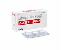 Azee 500mg Azithromycin Tablet And Injection