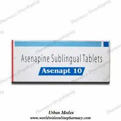 Asenapt 10 Mg Tablets