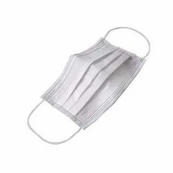 White 3 Ply Face Mask