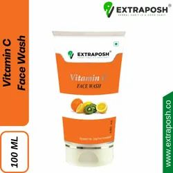 Extraposh Herbal Vitamin C Face Wash, Age Group: Adults, Packaging Size: 100 Ml