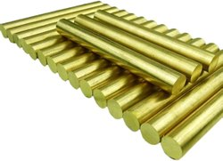 Brass Rods Round Bars