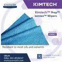 Kimtech Prep Kimtex Wipers / Roll / Blue-3022