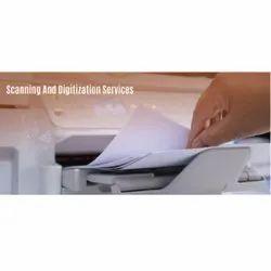 Scanning And Digitization Service