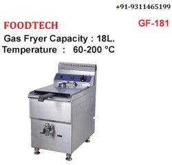 Commercial Gas Deep Fryers