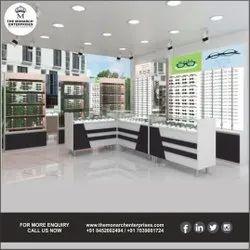 Eyewear Showroom Design - New