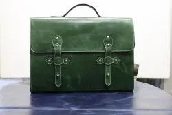 Genuine Leather Office Leather Bag