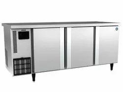 Triple Door Undercounter Freezer
