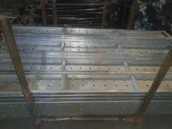 Galvanised walkway plank / board
