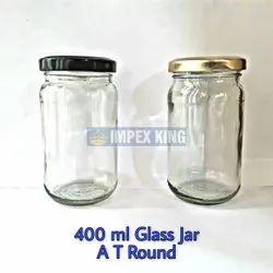 400ml AT Round Jar