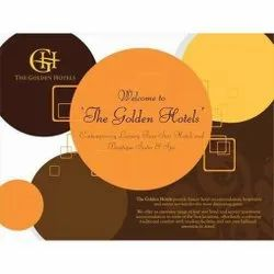 Paper Hotels Brochure Printing Services, in Pan India