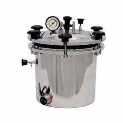 Wellton Healthcare WH-054 Double Drum Portable Autoclave