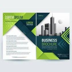 1 Week Paper 130 Gsm Brochure Designing Service