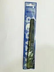 Matador Model 2660 . 71/4  Professional Salon Cutting Comb