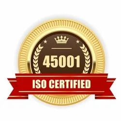 ISO 45001 2018 Certification In India