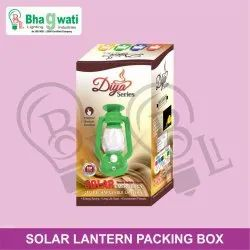 Solar Lantern Packaging Box