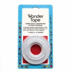 Wonder Tape in brown and Transparent