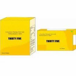 L- Carnitine L-Tartrate Folic Acid Methylcobalamin Tablets