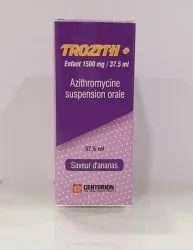 Azithromycin Oral Suspension USP 200mg / 5ml (40mg / ml)