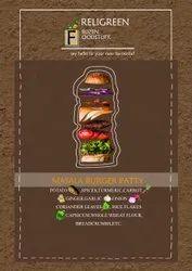 Masala Burger Patty