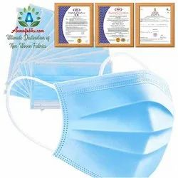 Melt Blown Non Woven Printed Spunlace Cotton Nonwoven Fabric