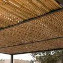 Prefabricated Bamboo House.Siri - Tughlqabad - Shahjahanabad - New Delhi - Delhi