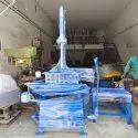 Vibro + Hydraulic Block Making Machine