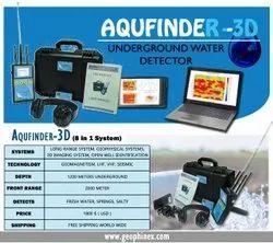 2021 Advanced Digital Scientific Water Finder- AquFinder(3D)-8 in 1 System Ground Water Finder