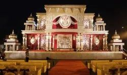 Stage For Wedding
