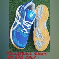 Hill 7 Blue Men Volleyball Shoes
