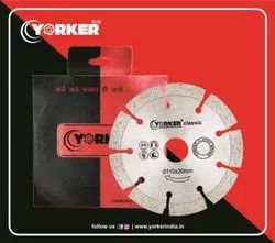 Yorker Classic Marble Cutting Blade 4x9t