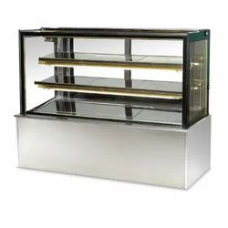 Metal Corian Display Counters, For Bakery
