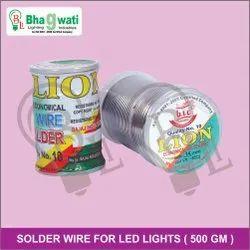 Solder Wire For LED Lights ( 500 Gm )