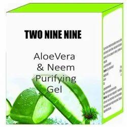 Aloevera & Neem Purifying Gel