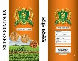 DRY SEEDS Wheat Seed RAJ - 4037, For Seeds For Sowing, Packaging Size: 40 KG Packing