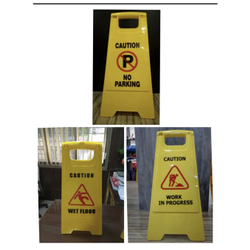 Floor Safety Caution Board