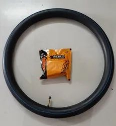 Dublin Cycle Moulded Butyl Tube